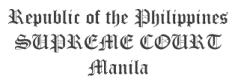 chanrobles.com - PHILIPPINE SUPREME COURT DECISIONS - ON-LINE